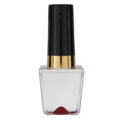 Buy Kosta Boda Make Up Nail Varnish Sculpture, H21cm Online at johnlewis.com