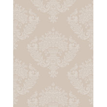 Buy Cole & Son Sudbury Wallpaper, Cream, 88/12047 Online at johnlewis.com