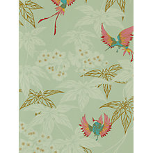 Buy Osborne & Little Grove Garden Wallpaper Online at johnlewis.com