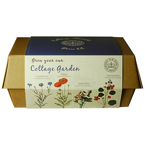 Buy Kew Gardens Cottage Garden Grow Box Online at johnlewis.com