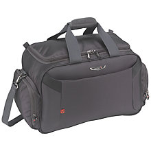 Buy Antler Airstream Holdall, Charcoal Online at johnlewis.com