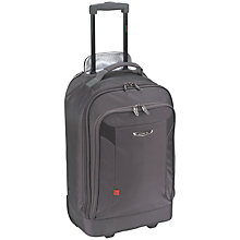 Buy Antler Business 100 Trolley Backpack, Charcoal Online at johnlewis.com