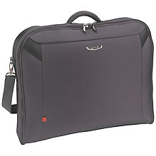 Buy Antler Business 100 Suit and Garment Bag, Charcoal Online at johnlewis.com