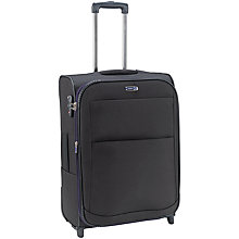 Buy Antler Tourlite II Suitcase, Black/Plum, Small Online at johnlewis.com