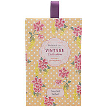 Buy Heathcote & Ivory Vintage Mimosa & Pomegranate Scented Sachets Online at johnlewis.com