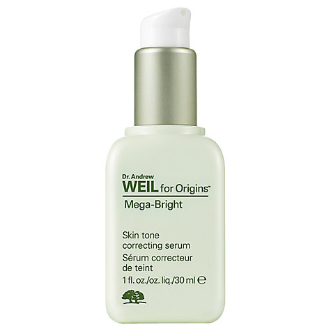 Buy Origins Dr. Andrew Weil for Origins™ Mega-Bright Skin Tone Correcting Serum Online at johnlewis.com