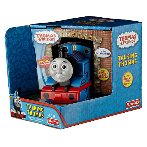 Buy Fisher-Price Thomas the Tank Engine Talking Engine, Assorted Online at johnlewis.com