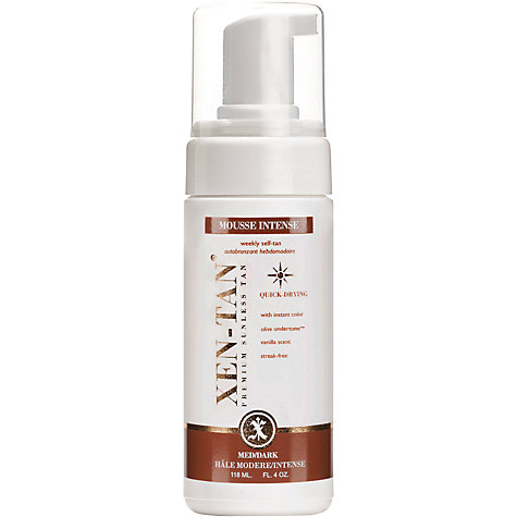 Buy Xen-Tan Mousse Intense, 118ml Online at johnlewis.com