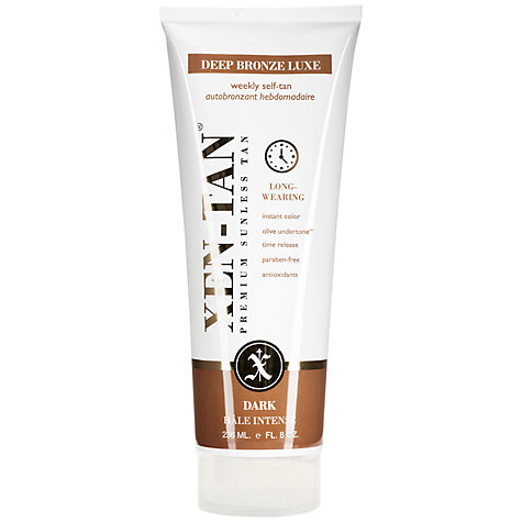 Buy Xen Tan Deep Bronze Luxe, 236ml Online at johnlewis.com