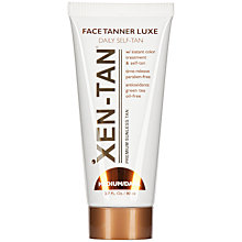 Buy Xen-Tan Face Tanner Luxe, 80ml Online at johnlewis.com