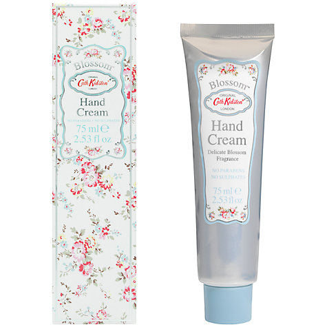 Buy Cath Kidston Blossom Hand Cream, 75ml Online at johnlewis.com