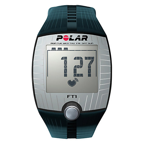 Buy Polar FT1 Heart Rate Monitor Online at johnlewis.com