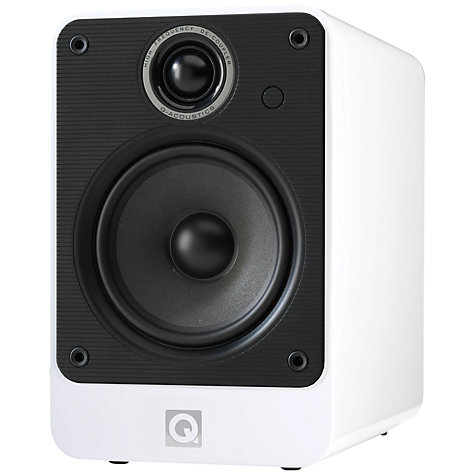 Buy Q Acoustics 2020i Bookshelf Speakers Online at johnlewis.com