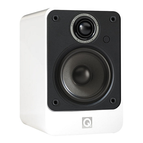 Buy Q Acoustics 2010i Bookshelf Speakers Online at johnlewis.com
