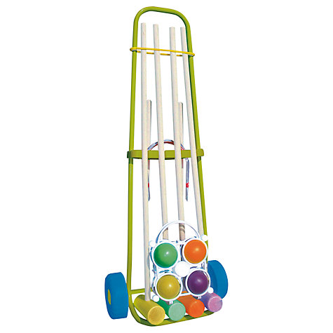 Buy Croquet Set Online at johnlewis.com