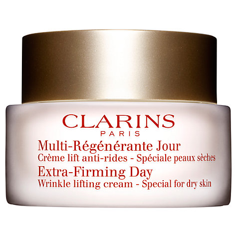 Buy Clarins Extra-Firming Day Wrinkle Lifting Cream - Special for Dry Skin, 50ml Online at johnlewis.com
