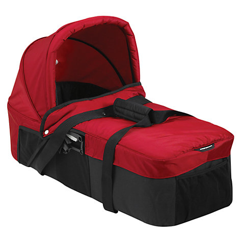 Buy Baby Jogger Compact Carrycot, Crimson Online at johnlewis.com