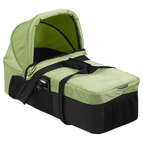 Buy Baby Jogger City Mini Compact Carrycot, Green Online at johnlewis.com
