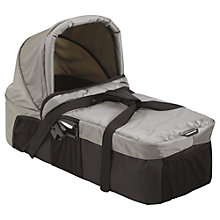 Buy Baby Jogger City Mini Compact Carrycot, Stone Online at johnlewis.com