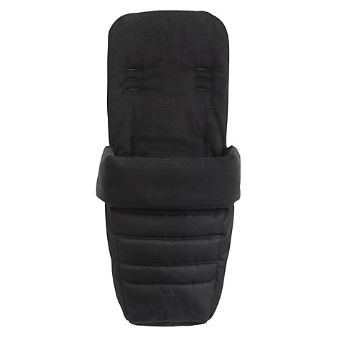 Buy Baby Jogger City Select Footmuff, Onyx Online at johnlewis.com