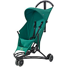 Buy Quinny Yezz Buggy, Green Curve Online at johnlewis.com