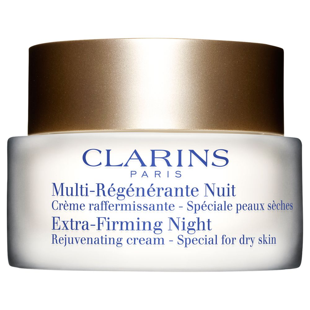 CLARINS Extra-Firming Night Rejuvenating cream – Special for dry skin 50ml