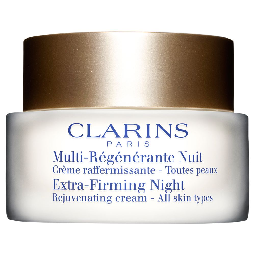 CLARINS Extra-Firming Night Rejuvenating cream – All skin types 50ml