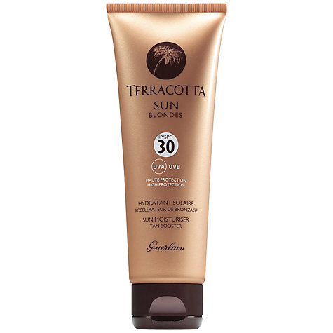 Buy Guerlain Sun Protection Cream SPF 30 - Blondes, 110ml Online at johnlewis.com