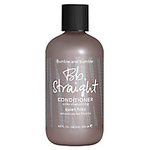 Buy Bumble and bumble Straight Conditioner, 250ml Online at johnlewis.com