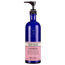 Buy Neal's Yard New English Lavender Body Lotion, 200ml Online at johnlewis.com