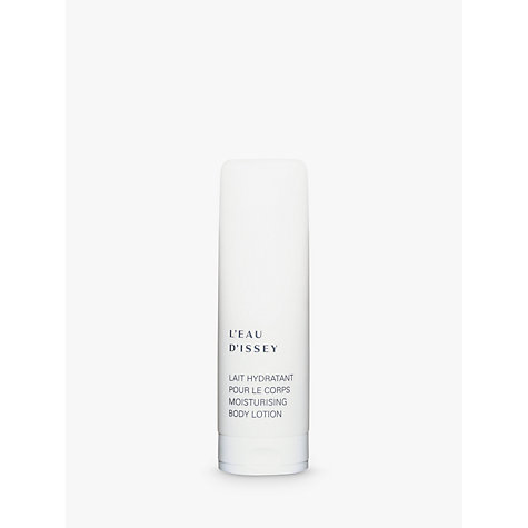 Buy Issey Miyake L'Eau D'Issey Body Lotion, 200ml Online at johnlewis.com
