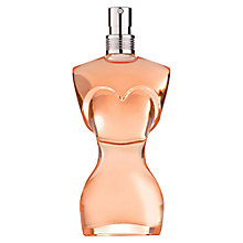 Buy Jean Paul Gaultier Classique Eau de Toilette Refill, 75ml Online at johnlewis.com