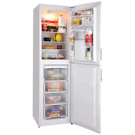 Buy Beko FFD5582W Fridge Freezer, White Online at johnlewis.com