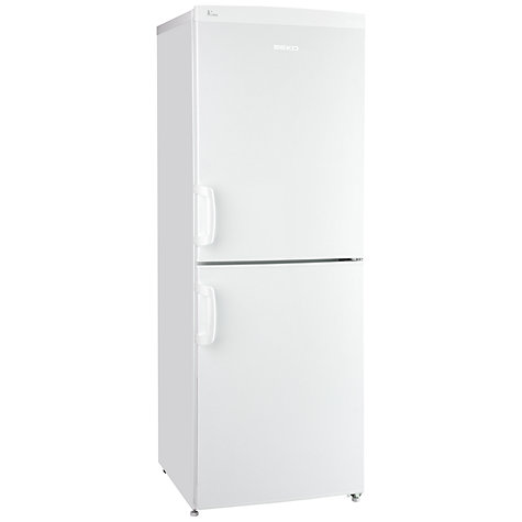 Buy Beko FS5552W Fridge Freezer, White Online at johnlewis.com