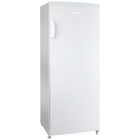 Buy Beko TL6051W Tall Larder Fridge, A+ Energy Rating, 60cm Wide, White Online at johnlewis.com