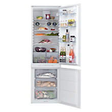 Buy John Lewis JLBIFF1805 Integrated Fridge Freezer, White Online at johnlewis.com
