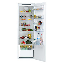 Buy John Lewis JLBILIC06 Tall Integrated Larder Fridge, A+ Energy Rating, 54cm Wide Online at johnlewis.com