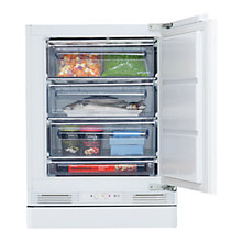 Buy John Lewis JLBIUCF05 Integrated Freezer, A+ Energy Rating, 60cm Wide Online at johnlewis.com