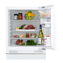 Buy John Lewis JLBIUCL04 Integrated Undercounter Larder Fridge, A+ Energy Rating, 60cm Wide Online at johnlewis.com