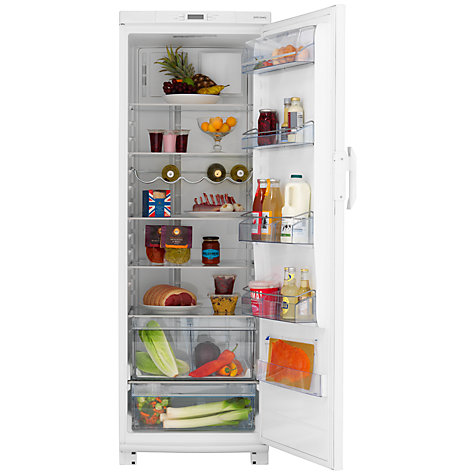 Buy John Lewis JLLFW1815 Tall Larder Fridge, A+ Energy Rating, 60cm Wide, White Online at johnlewis.com