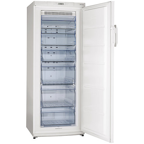 Buy John Lewis JLFZW1606 Tall Freezer, A+ Energy Rating, 60cm Wide Online at johnlewis.com