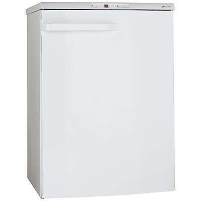 John Lewis JLUCFZW6010 Frost Free Freezer, A+ Energy Rating, 60cm Wide, White