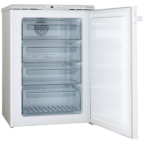Buy John Lewis JLUCFZW6010 Frost Free Freezer, A+ Energy Rating, 60cm Wide, White Online at johnlewis.com