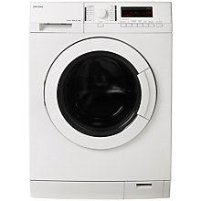 Buy John Lewis JLWM1605 Washing Machine, 8kg Load, A+++ Energy Rating, 1600rpm Spin, White Online at johnlewis.com