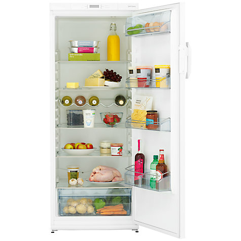 Buy John Lewis JLLFW1605 Tall Larder Fridge, A+ Energy Rating, 60cm Wide, White Online at johnlewis.com