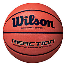 Buy Wilson Reaction Basketball Online at johnlewis.com