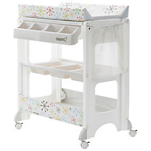 Buy Cosatto Easi Peasi Baby Bath and Changing Unit, Zuton Online at johnlewis.com