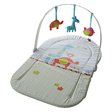 Buy East Coast Jungle Changing Mat With Play Arch Online at johnlewis.com