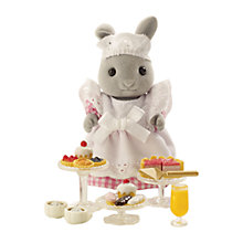 Buy Sylvanian Families Cafe Waitress Set Online at johnlewis.com