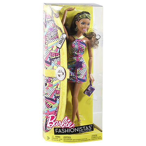 Buy Barbie Fashionistas Doll, Assorted Online at johnlewis.com